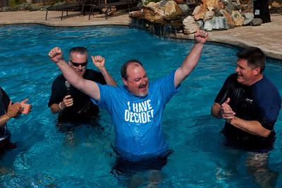 Baptism - October 9, 2011