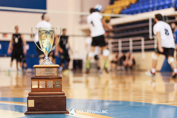 2016 Indoor Men's Adult Provincial Championships