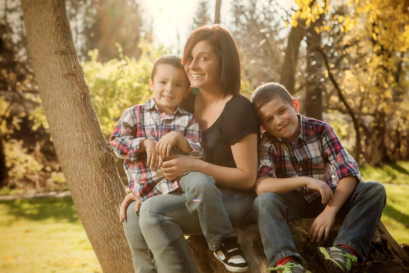 Jessi, Aiden, and Dominic