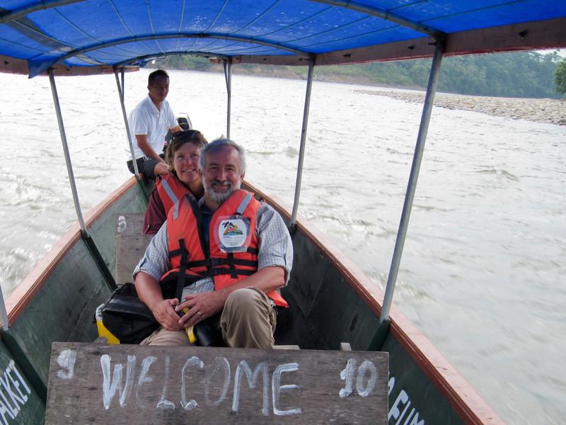 Napo Touristas