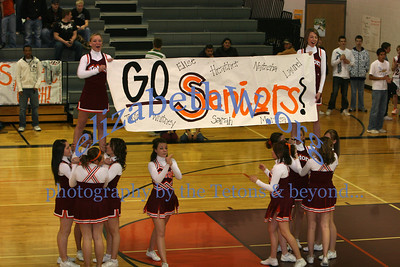 Teton Girls Basketball 2009