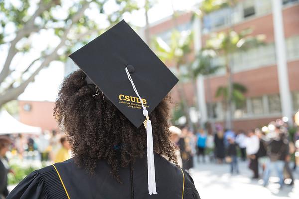 Vianna's CSULB graduation 2013