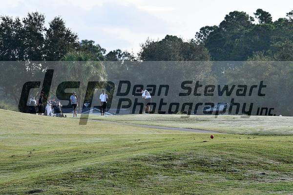 Boys Golf District Tournament 10.15.19