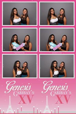 Genesis's XV | Oct. 10th 2015