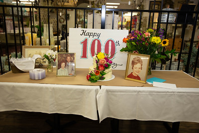 100 Year Old Birthday Party