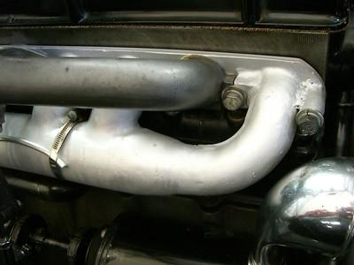 32 Cadillac Manifold