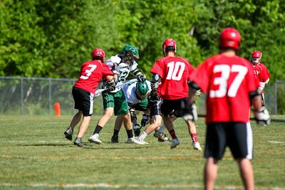 2015 Oxford Hills vs. Cony Boys' Lacrosse