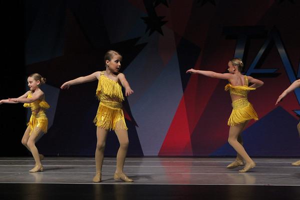 Rachel's Dance Competition-Bunch of Brady