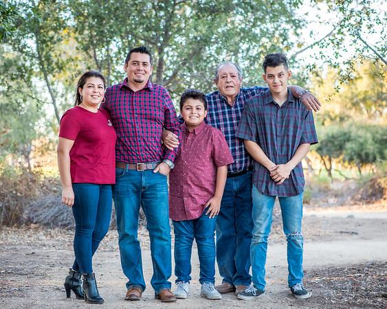 Valenzuela Family
