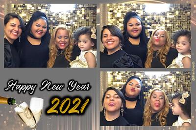 Vanessa's NYE Party 2021