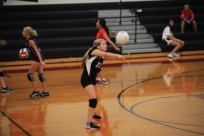 2013-09-05; 8th grade volleyball; East vs. Timberview #1