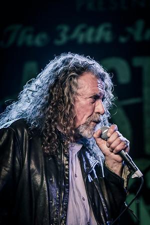 Austin Music Awards: Robert Plant - Performance