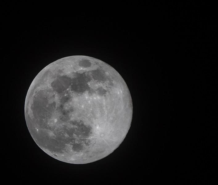 Super Worm Equinox Moon 3/20/2019