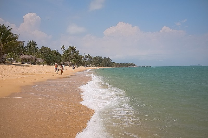 Mae Nam Beach, Ko Samui