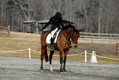 070128 USEA Horse Trial