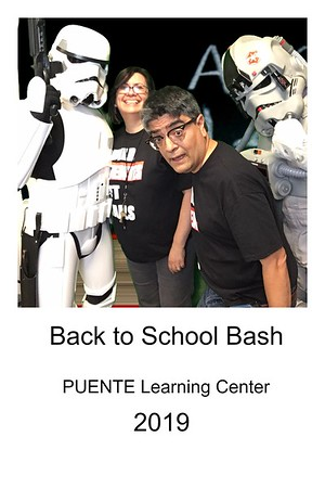 PUENTE Learning Center Back to School Bash 2019