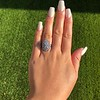 1.75ctw Edwardian Toi et Moi Old European Cut Diamond Ring  38