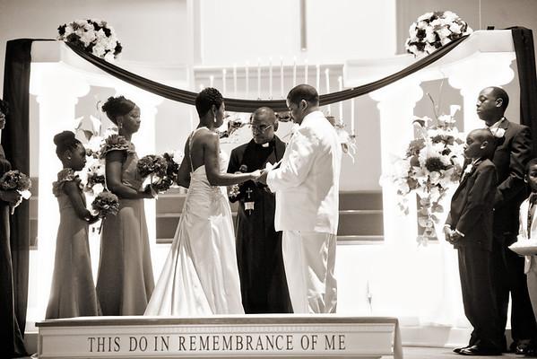 Sherry & Dewayne :: Wedding
