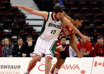 Game 6 Sask v McGill