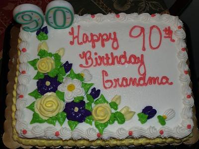 2009 Mother's birthday weekend