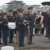 FUNERAL FOR PFC. EDWARD L. O'TOOLE