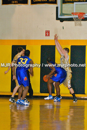 St. Anthony's VS Kellenburg JV Basketball 2-9-07