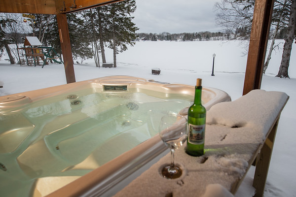 Wildwood Lake Wolverine Michigan Homes