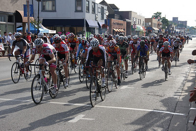 "Erie Street Bike Race, ""Tour di Via Italia"""