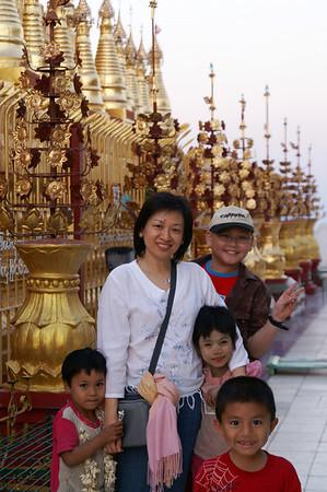 more tourists