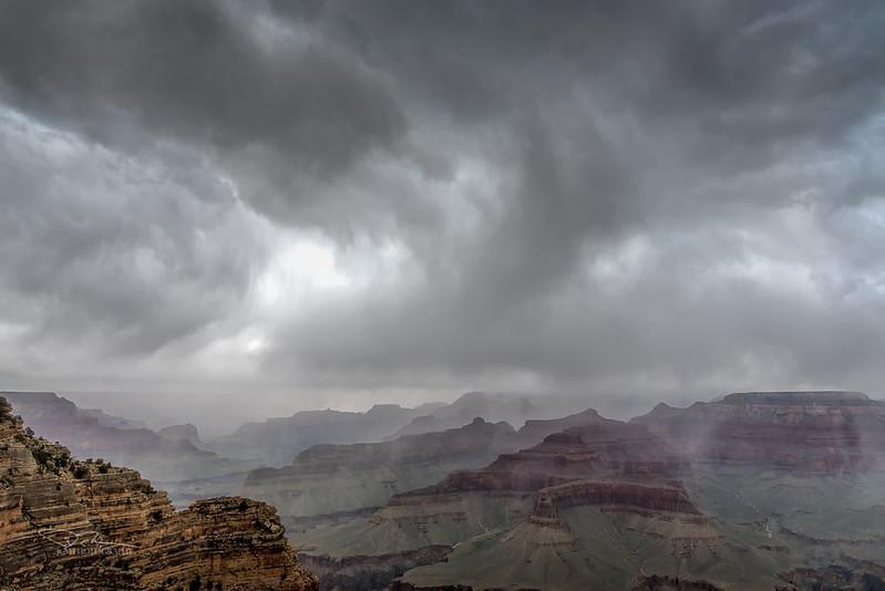 Grand Canyon, Powell Pt.