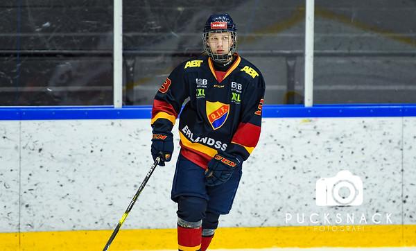 U16 SM Åttondelsfinal Poolspel 2019-03-08: Djurgårdens IF - Almtuna IS