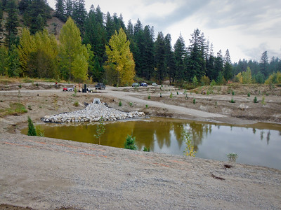 Williams Lake Storm Water Management
