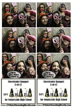 3-10-17 Cheerleader Banquet Countryside High