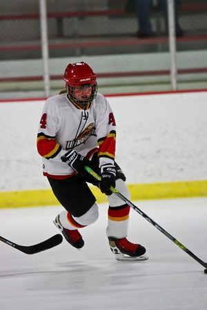 WSP Warrior U12 Hockey