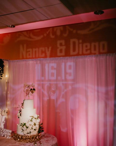 Nancy + Diego