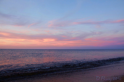 Provincetown 2016 / Sunset at Race Point Beach