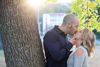 Jeena & Jordan Engagement