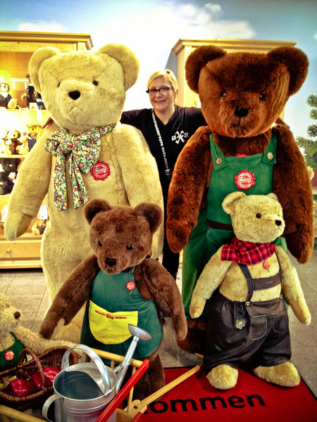 The original Teddy Bear company