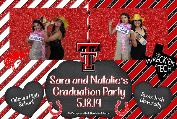 Sara and Natalie's Grad Party 2019