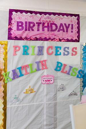 2018-11 - Kaitlin Bliss's 5th Birthday