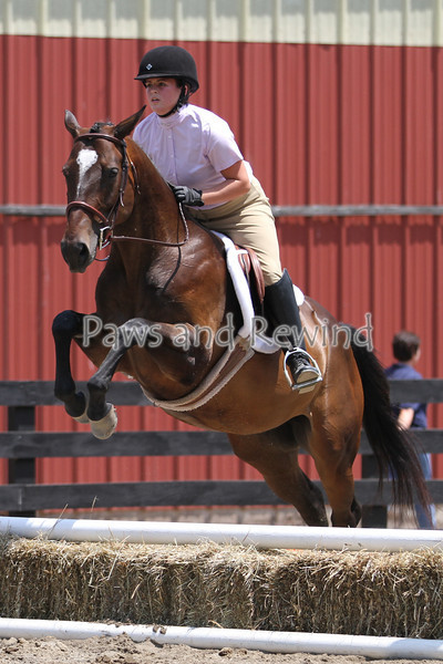 Black Ridge Farm Horse Show, June: Candids and Outdoor Classes