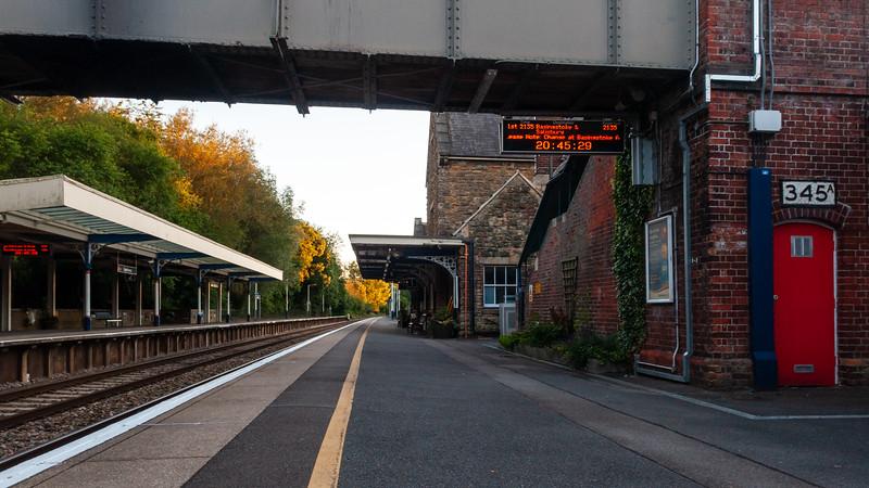 Sherborne Station