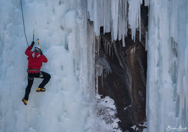 2015 Ice Climbing Ouray, CO