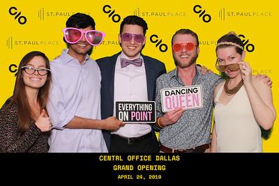 2019-04-24 Centrl Office Dallas Grand Opening