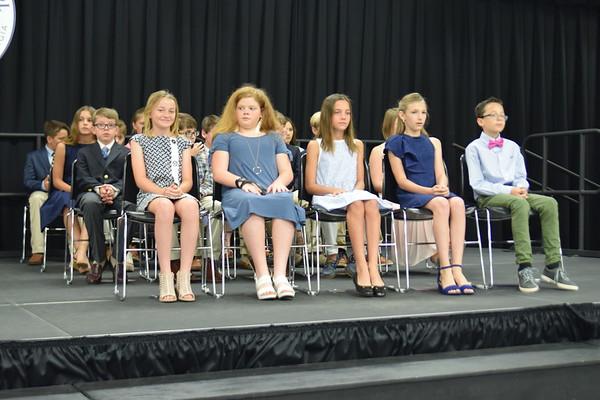 5th grade graduation