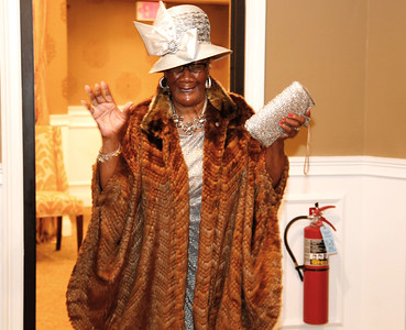 Mrs. Jordan's 80th Birthday Party