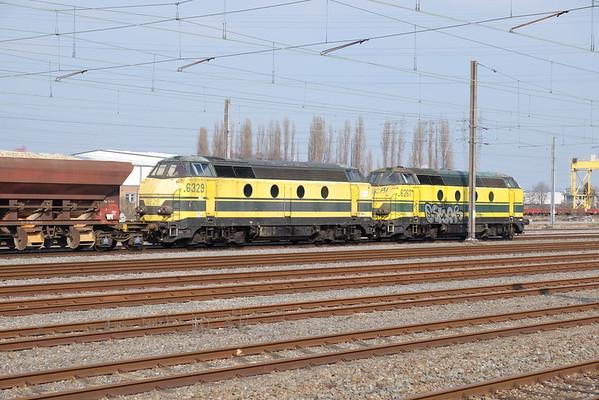 SNCB, Belgium Railways