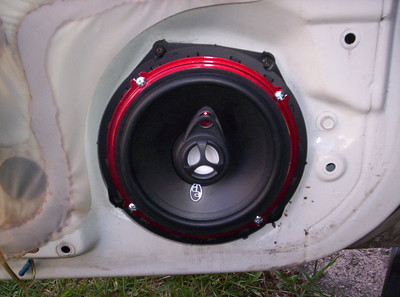 Civic Speaker Installations