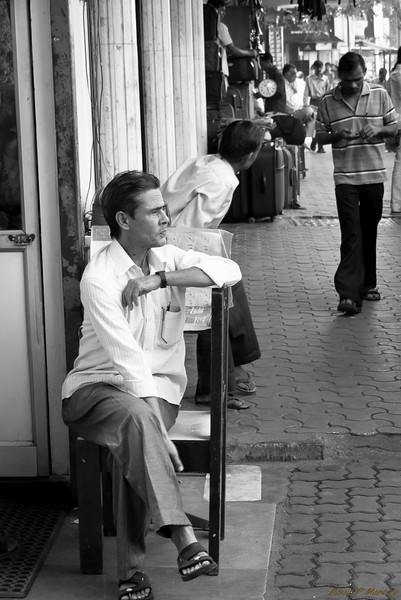 Waiting for Business