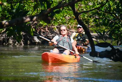 1230PM Heart of Rookery Bay Kayak Tour - Wallace